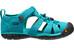 Keen Seacamp II CNX Sandalen turquoise